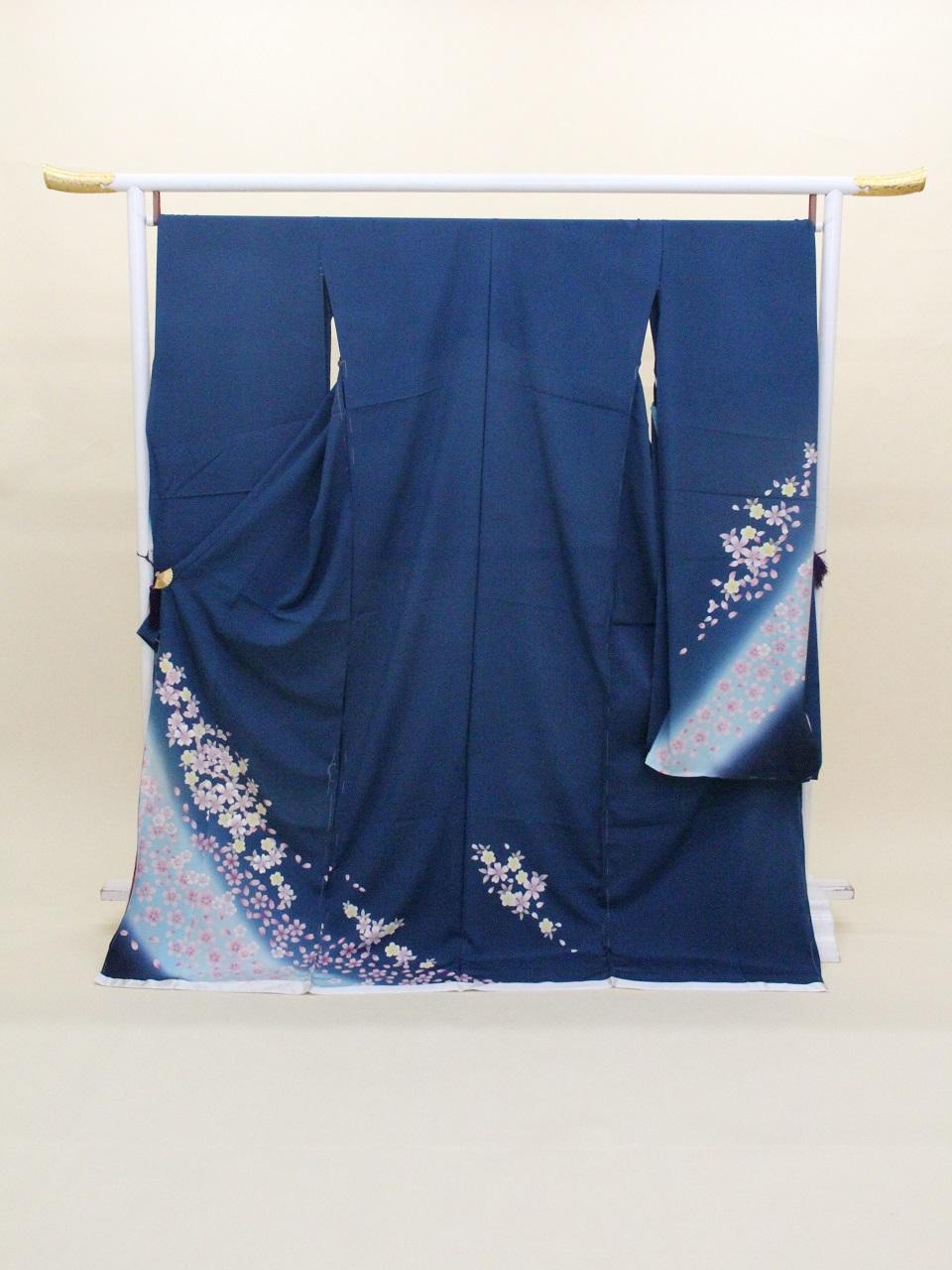 正絹振袖新品オーダーレンタルフルセット