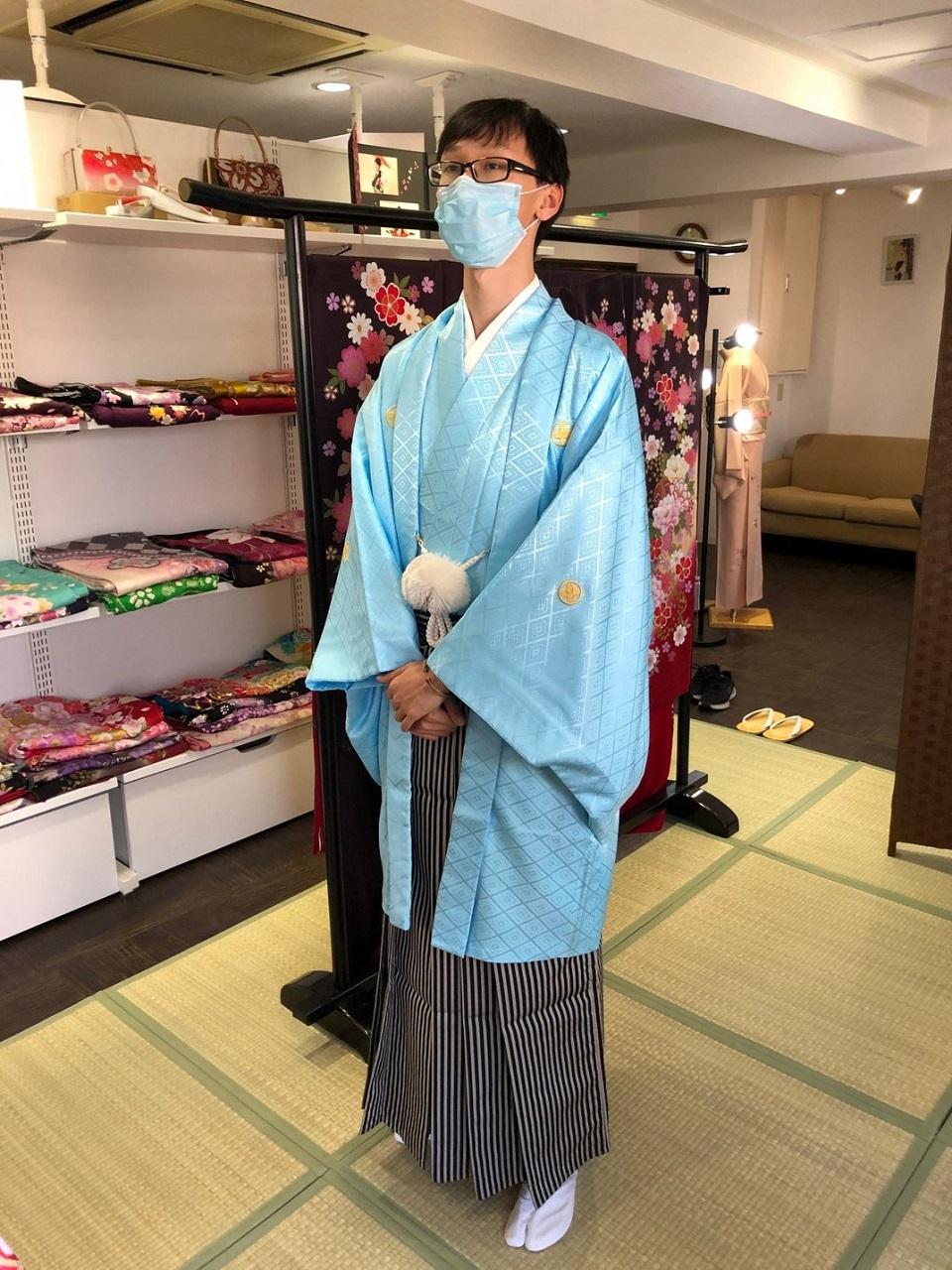 卒業羽織袴セット